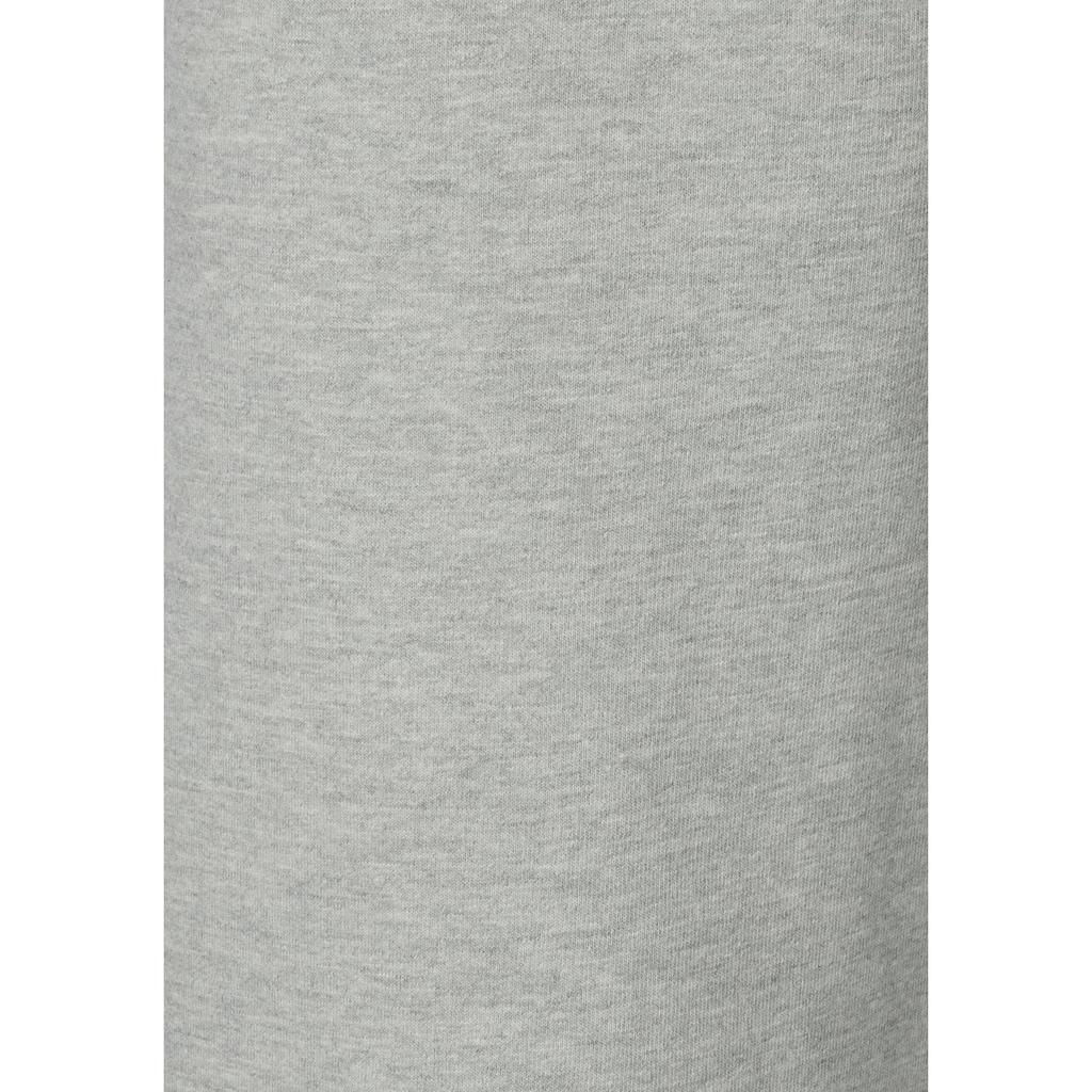 H.I.S Sweathose, mit Streifenband an den Beinaussenseiten