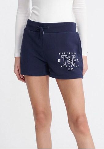 Superdry Shorts »TRACK & FIELD SHORT« kaufen