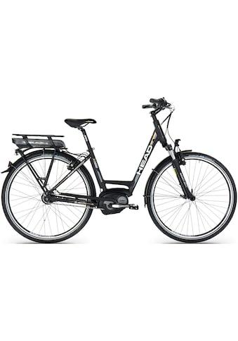 Head E - Bike »Comfort«, 8 Gang Shimano Nexus 8 Schaltwerk, Nabenschaltung, Mittelmotor 400 W kaufen
