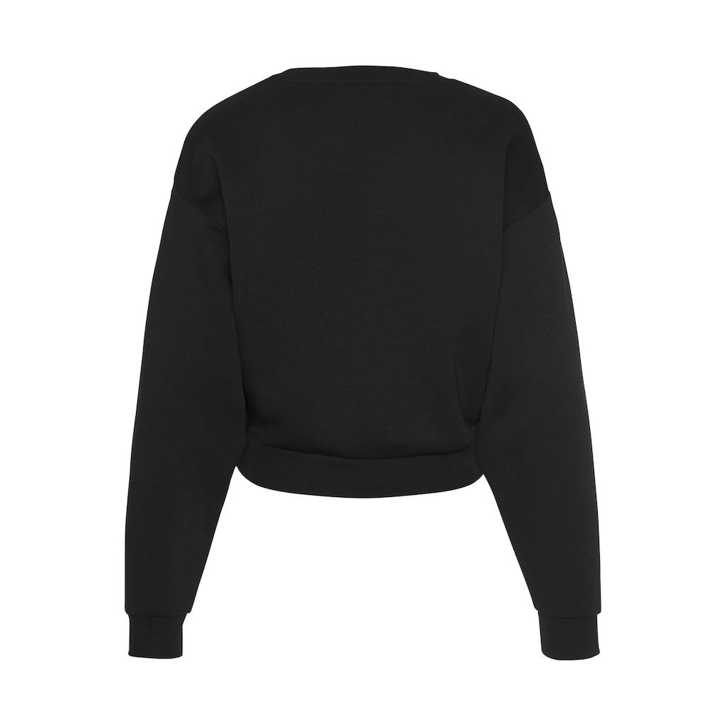 Only Sweatshirt, mit X-Mas Motiv