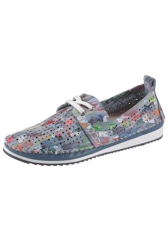 COSMOS Comfort Schnürschuh, in bunter Gestaltung kaufen
