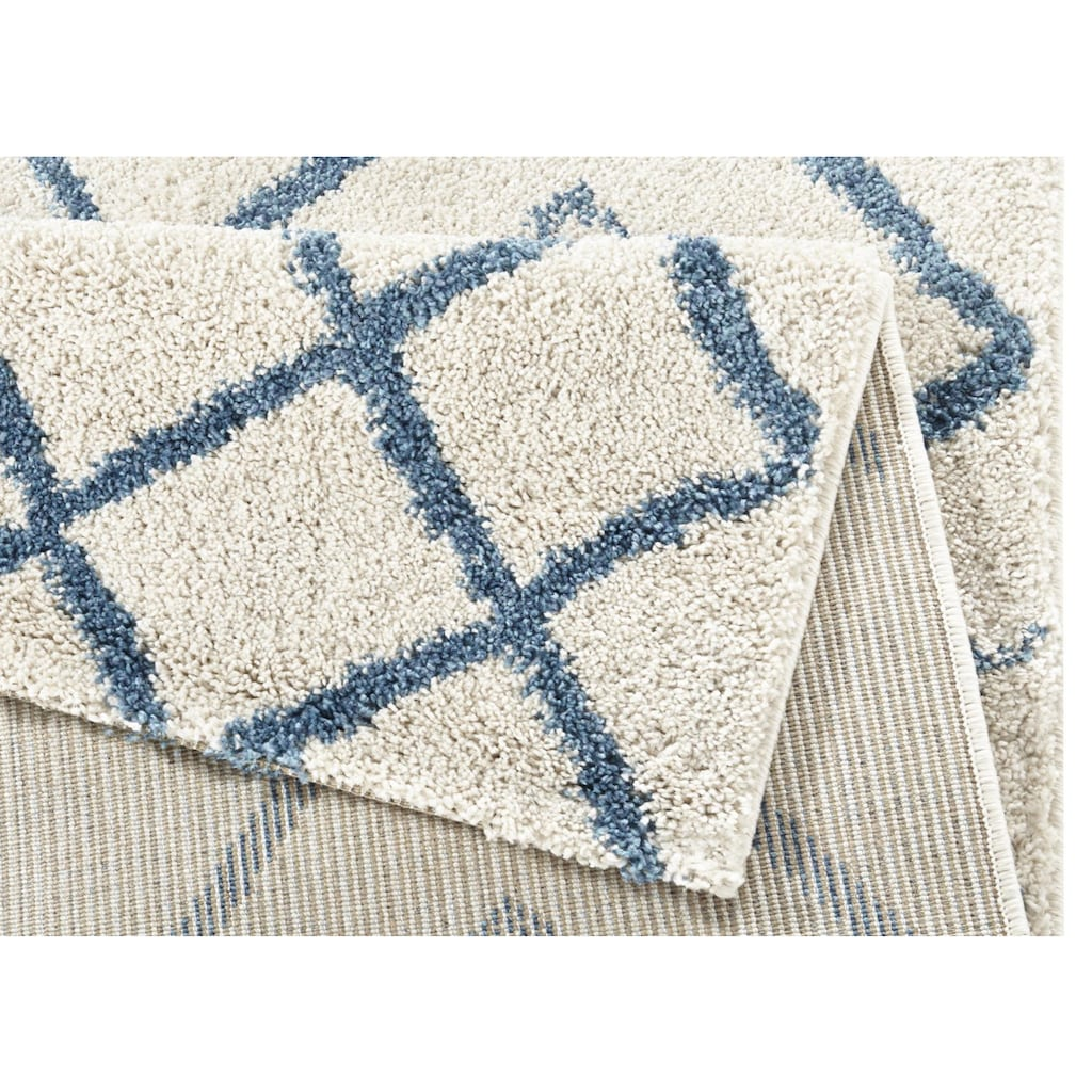 MINT RUGS Teppich »Maison«, rechteckig, 20 mm Höhe, Kurzflor, Wohnzimmer
