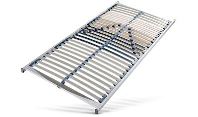 Beco Lattenrost »Sanatech 30NV+KF«, 30 Leisten, Kopfteil nicht verstellbar, 7 Zonen mit Härteverstellung kaufen