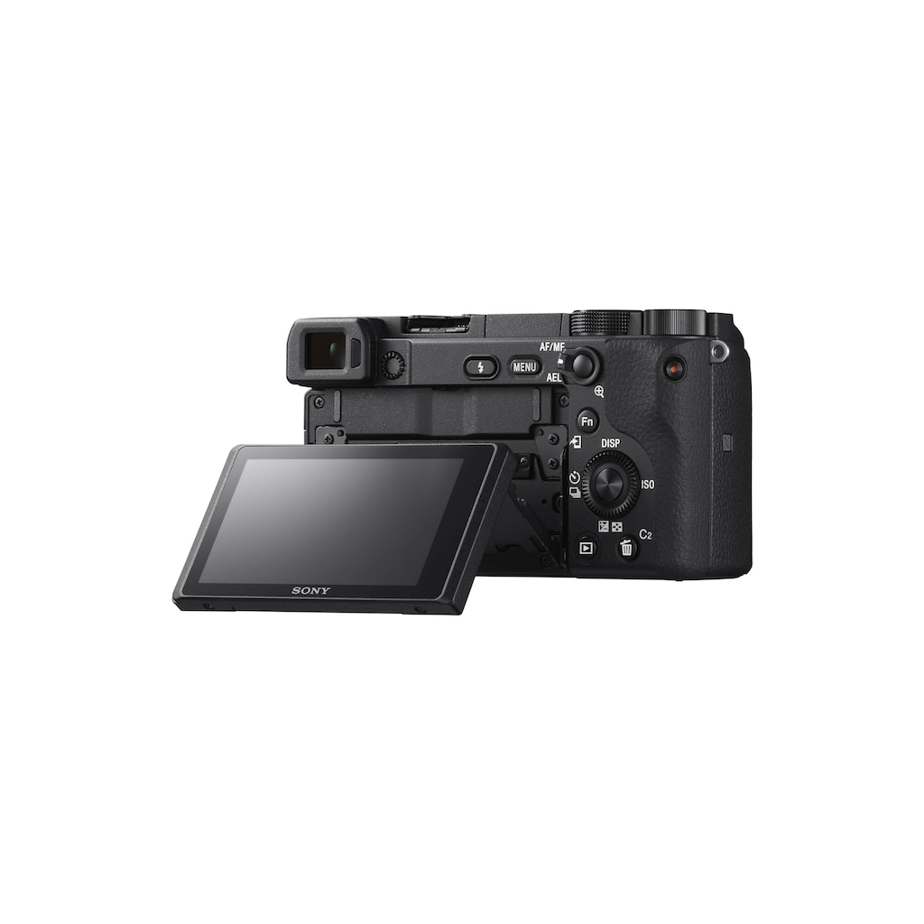 Sony Systemkamera »Fotokamera Alpha 6400 Body«