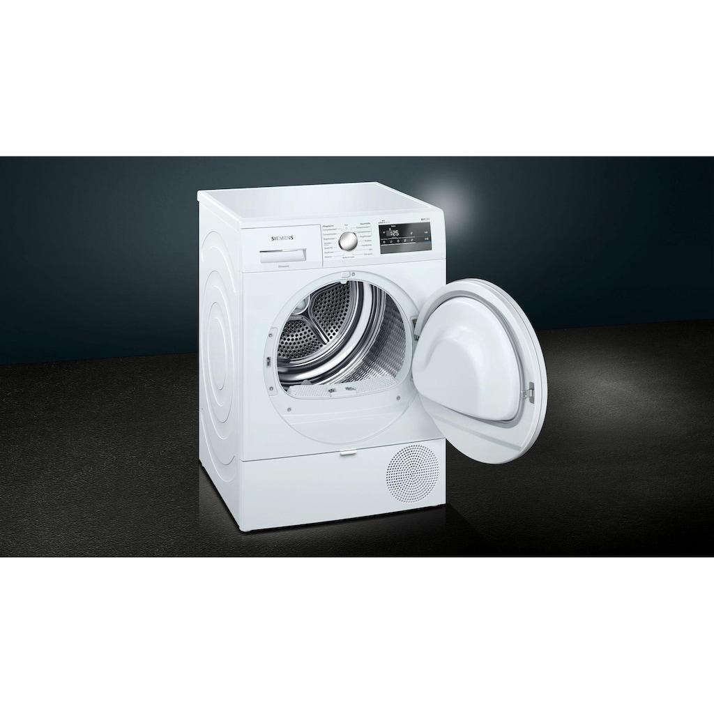SIEMENS Wärmepumpentrockner »WT43RV00CH A++«
