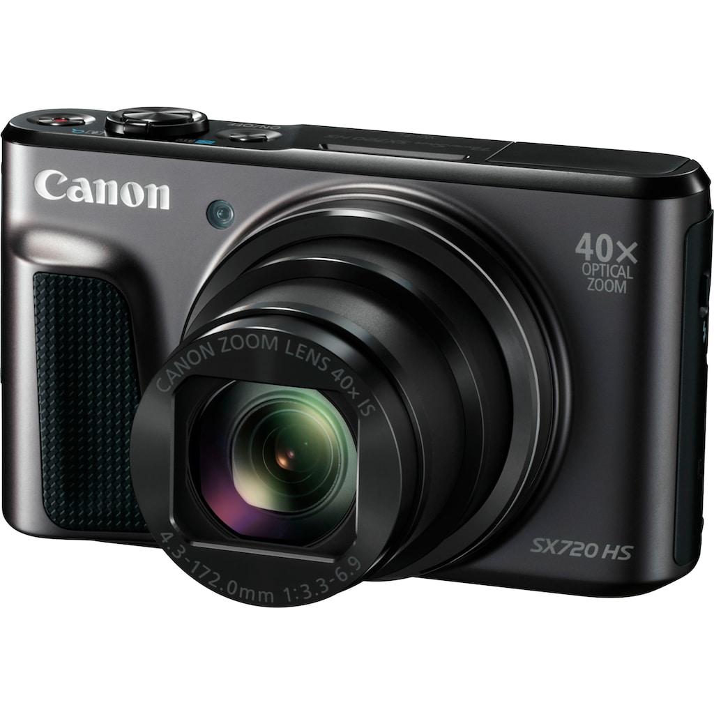Canon »PowerShot SX720 HS« Kompaktkamera (WLAN (Wi-Fi) NFC)