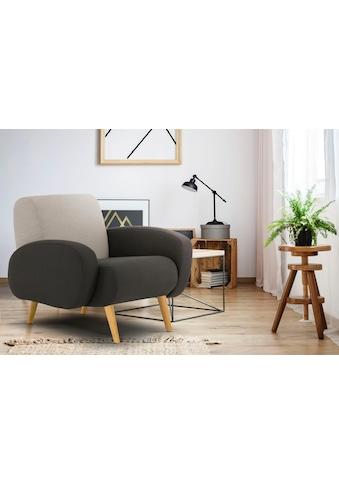Home affaire Sessel »Tox«, in aussergewöhnlicher stylischer Optik kaufen