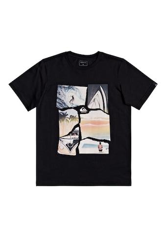Quiksilver T - Shirt »Torn Apart« acheter
