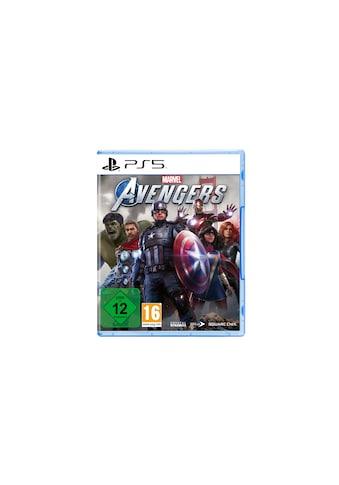 SquareEnix Spiel »Marvels Avengers«, PlayStation 5 kaufen
