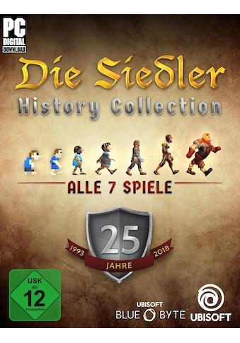 Die Siedler History Collection PC kaufen
