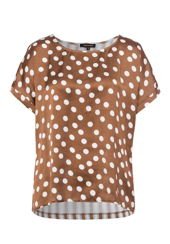 MORE&MORE Dotted Jersey Blouse Active kaufen