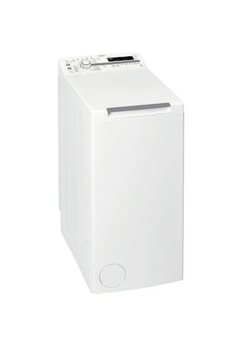 Whirlpool Waschmaschine Toplader, TDLR 6230S CH/N, 6 kg, 1200 U/min kaufen