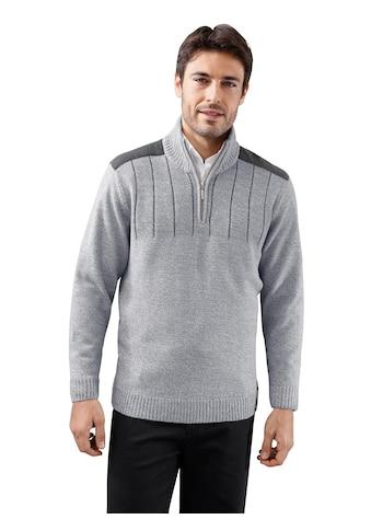 Classic Pullover in attraktiver Optik kaufen