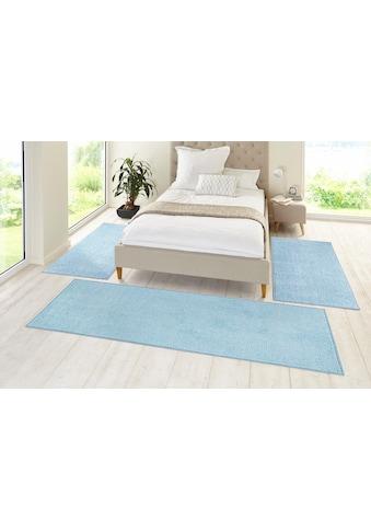 Bettumrandung »Pure 100« HANSE Home, Höhe 13 mm (Packung, 3 - tlg.) kaufen