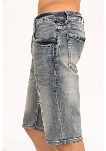 trueprodigy Jeansshorts »BENT 629« kaufen