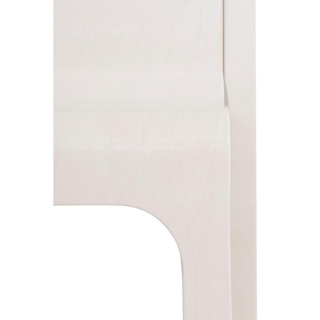 Lüttenhütt 4-Fussstuhl »Tommy«, Kinderstuhl