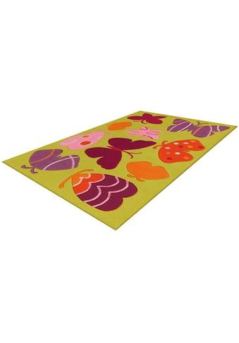 Arte Espina Kinderteppich »Spirit 3140«, rechteckig, 17 mm Höhe kaufen
