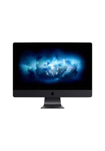 iMac, Apple, »Pro 27 Zoll MQ2Y2SM/A« kaufen