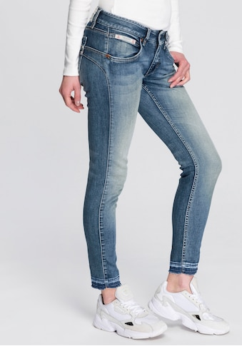 Herrlicher Skinny-fit-Jeans »TOUCH CROPPED«, Low Waist Powerstretch kaufen