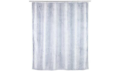 WENKO Duschvorhang »Concrete« Breite 200 cm kaufen