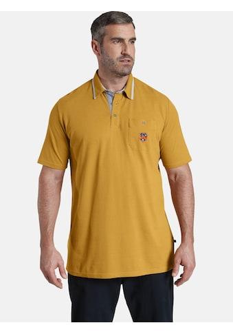 Charles Colby Poloshirt »EARL DENNIS«, mit akzentuiertem Kragen kaufen