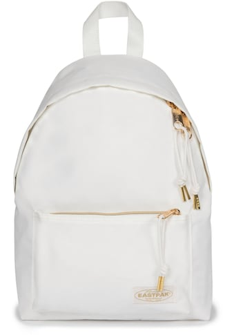 Eastpak Cityrucksack »ORBIT SLEEK'R goldfarbenout white« kaufen