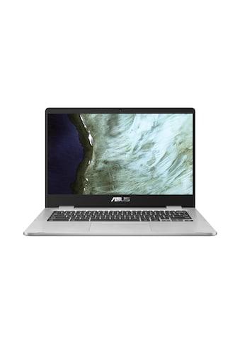 Asus Notebook »ASUS Chromebook C423NAEB0020«, ( Intel Celeron \r\n 4 GB HDD 32 GB SSD) kaufen