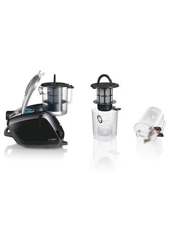 Beutelloser Bodenstaubsauger, Bosch, »BGS5BL432 schwarz«, Relaxx'x ProSilence Plus kaufen