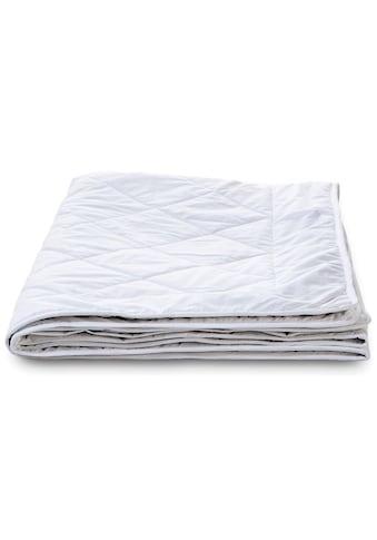 Einziehdecke »Silk 160 x 210 cm«, Füllung 100% Tussah-Wildseide, Bezug Cambric, 100%... kaufen