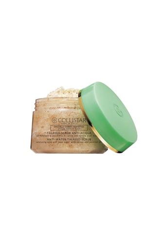 COLLISTAR Gesichtspeeling »Anti-Water Talasso-Scrub 700 g«, Premium Kosmetik kaufen