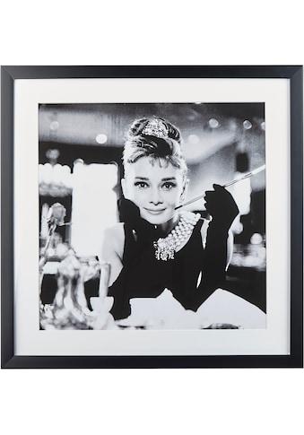 G&C Bild »Celebrities: Audrey Hepburn Motiv 2« kaufen