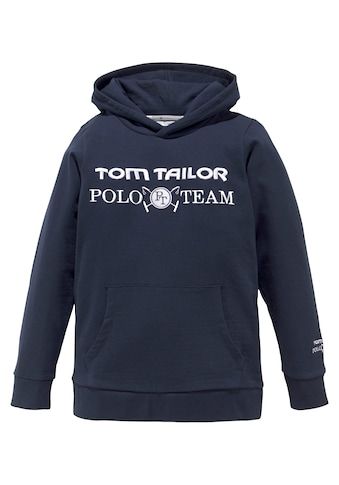 TOM TAILOR Polo Team Kapuzensweatshirt acheter