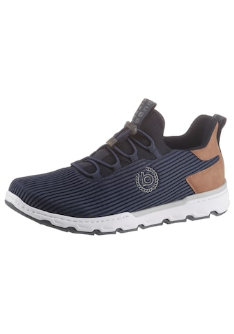 bugatti Slip-On Sneaker »REID«, mit Genial-Light-Austattung kaufen