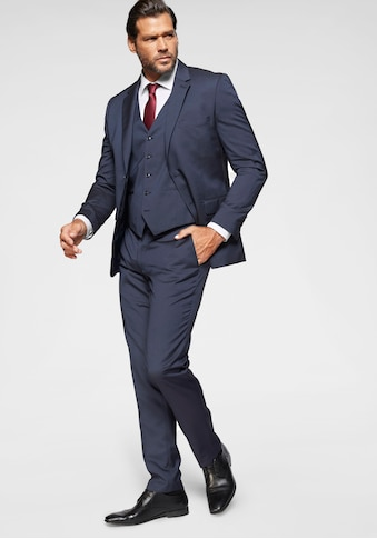 Man's World Anzug (Set, 4 tlg., mit Weste mit Krawatte) kaufen