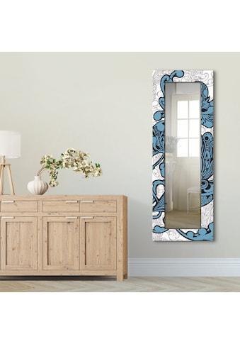 Artland Wandspiegel »Blue Ornaments« kaufen