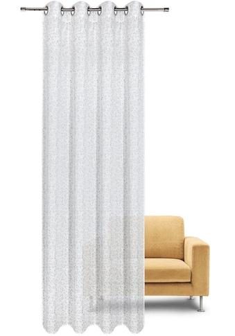 Vorhang, »EMILIA«, Gerster, Ösen 1 Stück kaufen