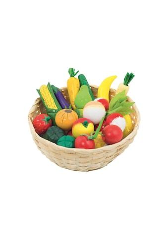 goki Spiellebensmittel »Obst und Gemüse« kaufen