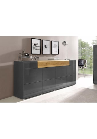 TRENDMANUFAKTUR Sideboard »Toledo«, Breite 208 cm kaufen