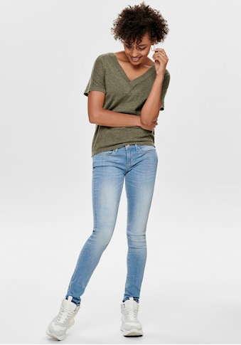 Only Skinny - fit - Jeans »ONLCORAL« kaufen