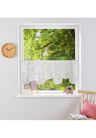 Home affaire Scheibengardine »Schmetterling« kaufen
