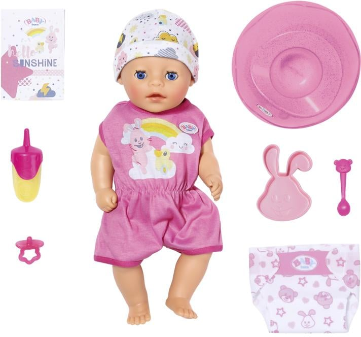 """Image of Baby Born Babypuppe """"BABY born® Soft Touch Little Girl"""""""