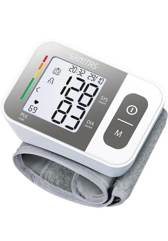 Handgelenk - Blutdruck - Messgerät mit Warnfunktion bei eventuellen Herzrhythmusstörungen kaufen