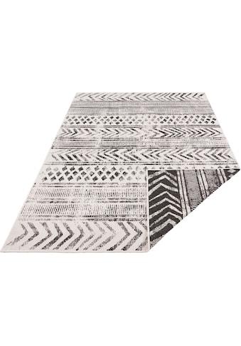 bougari Teppich »BIRI«, rechteckig, 5 mm Höhe, In- und Outdoor geeignet, Wendeteppich,... kaufen