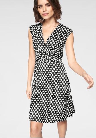 Tamaris Jerseykleid, in modischer Wickeloptik kaufen