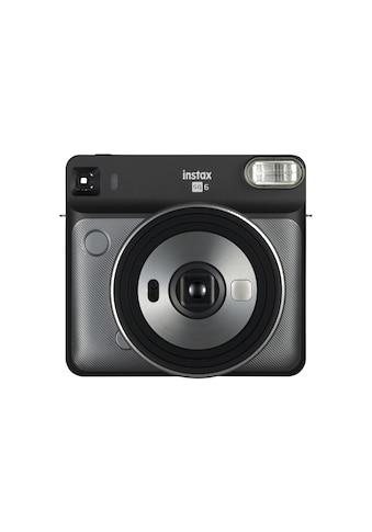 Fotokamera, Fujifilm, »Instax Square SQ6  Graphite Gray« kaufen