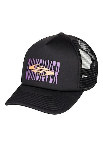Quiksilver Trucker Cap »Standards« acheter