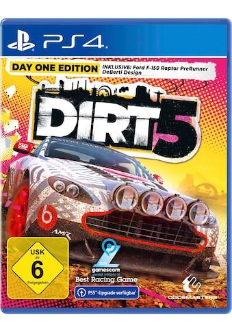 DIRT 5  -  Launch Edition PlayStation 4 kaufen
