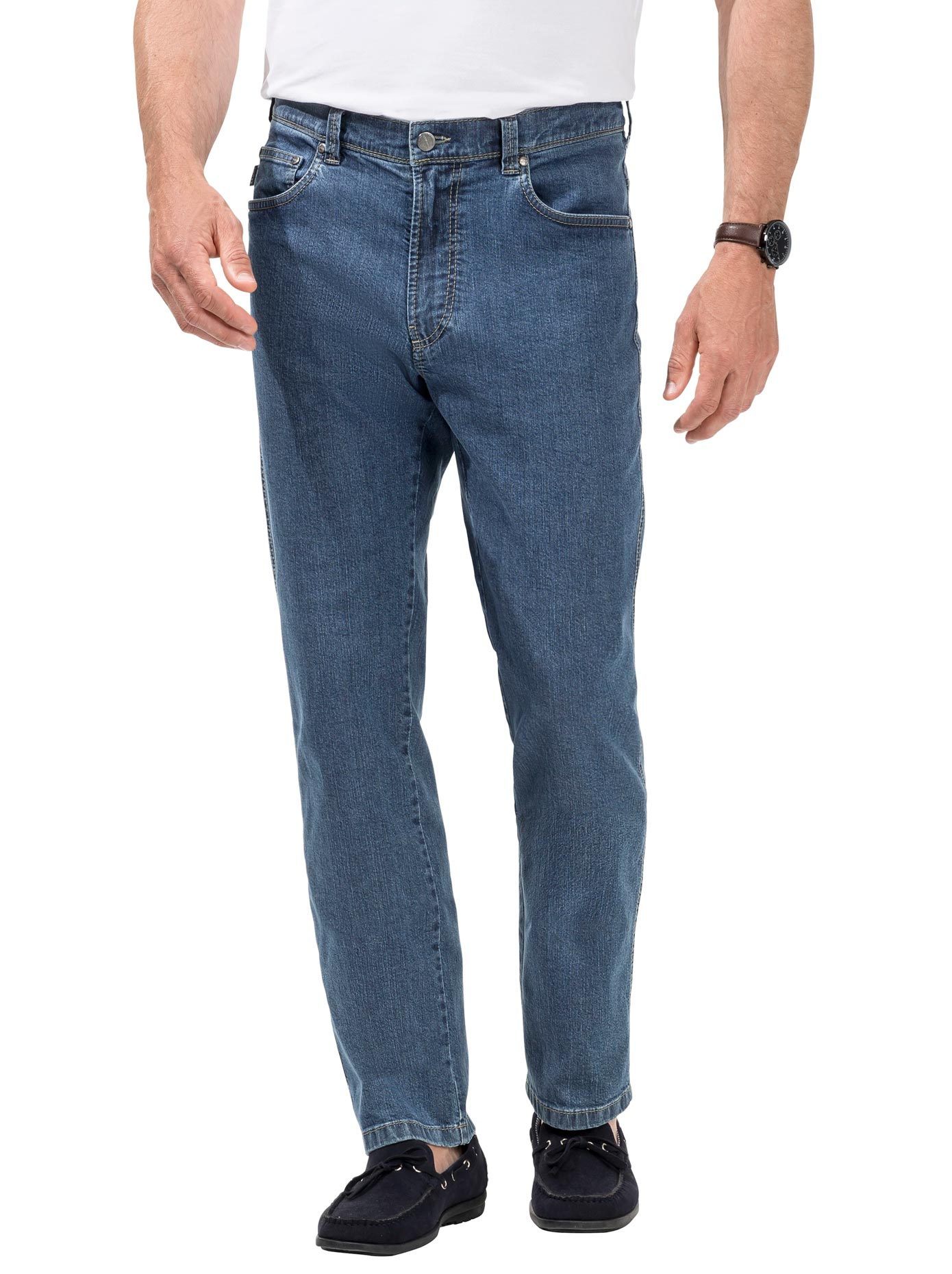 Image of Brühl Jeans in elastischer Qualität