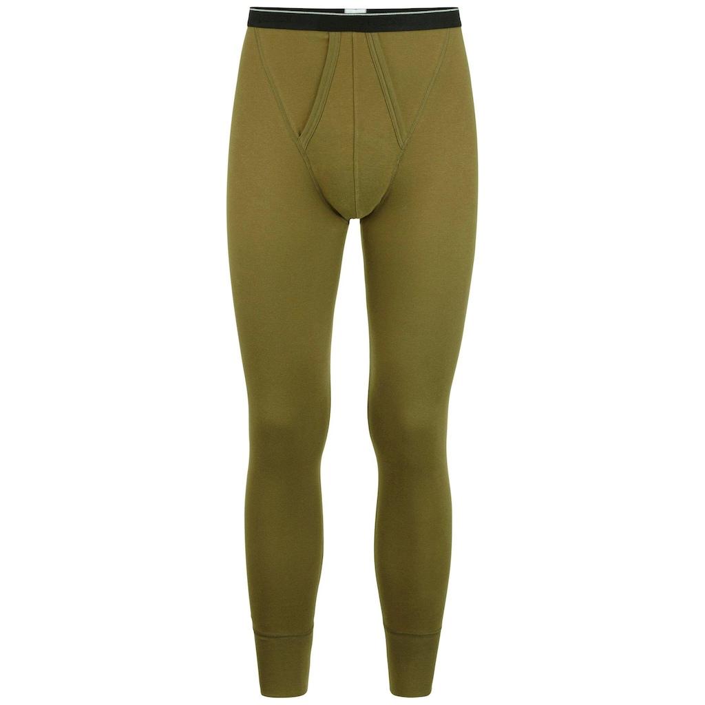 Isa Lange Unterhose »mit Eingriff - Sport«, (1 St.)