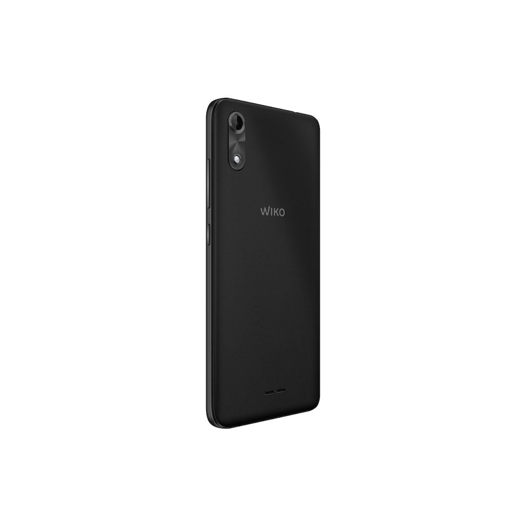 "WIKO Smartphone »Y51 16GB Grau«, (13,84 cm/5,54 "", 16 GB Speicherplatz, 5 MP Kamera)"